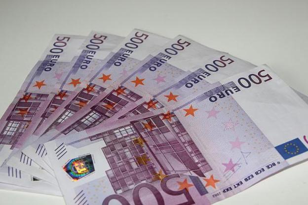 La BCE cessera l'émission de billets de 500 euros à partir de fin2018 pour mieux lutter contre le crime organisé. (Photo: Licence C. C.)
