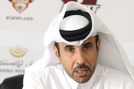 Thani Al-Kuwari, gérant de QFI Luxembourg et organisateur de la coupe du monde 2015 de handball. (Photo : DR)
