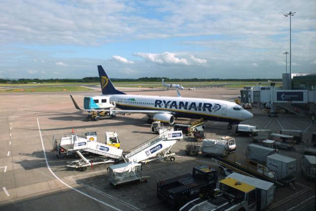 C'est à la société Ryanair que l'on doit cette clarification utile sur la protection des données. (Photo: DR)