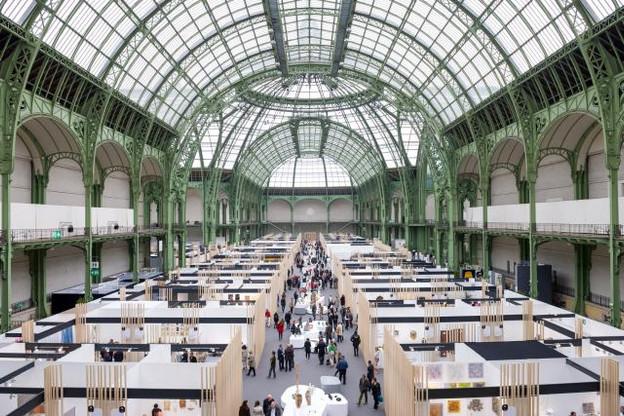 La biennale Révélations se tient dans le cadre prestigieux du Grand Palais à Paris. (Photo: PhotoProEvent)