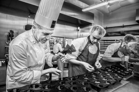 Tom Oberweis: «Nous sommes des industriels, mais nos produits sont fabriqués manuellement.» (Photo: Edouard Olszewski)