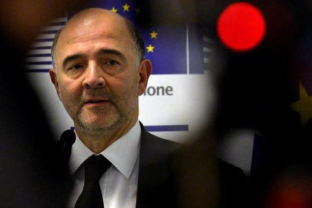 Le commissaire européen Pierre Moscovici est dans le viseur des députés luxembourgeois. (Photo: Commission européenne/Services audiovisuels)