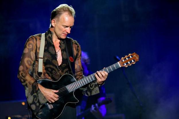 Sting reviendra à Belval, cette fois le 30 juin. (Photo: Licence CC)