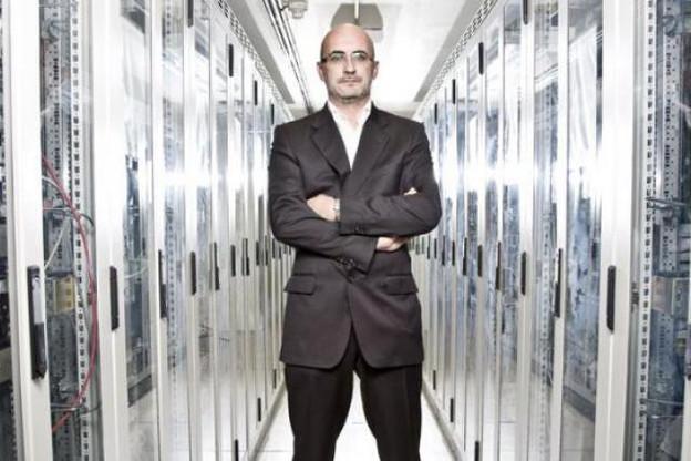 Laurent Brochmann, CIO, Deloitte Luxembourg (Photo : David Laurent/Wide)