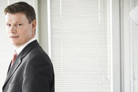 Laurent Jaumotte, directeur financier et membre du comité directeur, Axa Luxembourg. (Photo: David Laurent/Wide)
