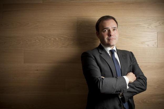 En provenance de J.P. Morgan Bank Luxembourg qu'il dirigeait, Laurent Vanderweyen avait succédé à Dominique Robyns. (Photo: Julien Becker / Archives)