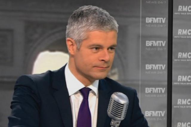 Laurent Wauquiez semble connaître la réalité luxembourgeoise par le petit bout de la lorgnette. (Photo: BFM TV)