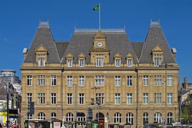 C'est en 2017 que le groupe Post a déménagé de son siège historique du centre-ville pour un bâtiment ultramoderne, rue Mercier dans le quartier Gare. Celui-ci n'est toutefois que provisoire. (Photo: Licence C.C.)