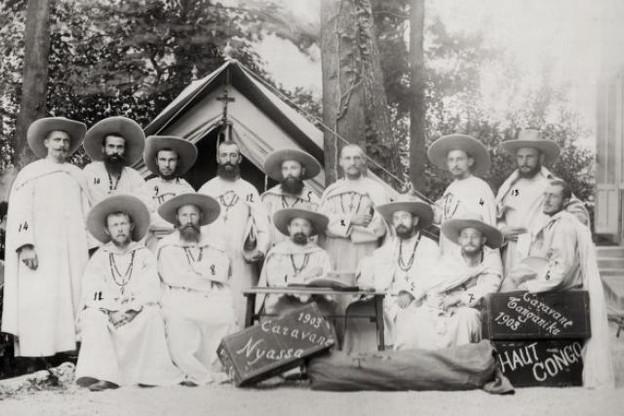 Les Missionnaires d'Afrique Pères blancs n'ont jamais vu l'argent légué par des vieilles dames. (Photo: ehamel.fr)