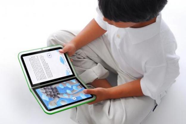 Le livre électronique sera moins taxé qu'en France par exemple. (Photo : nvidia.com)