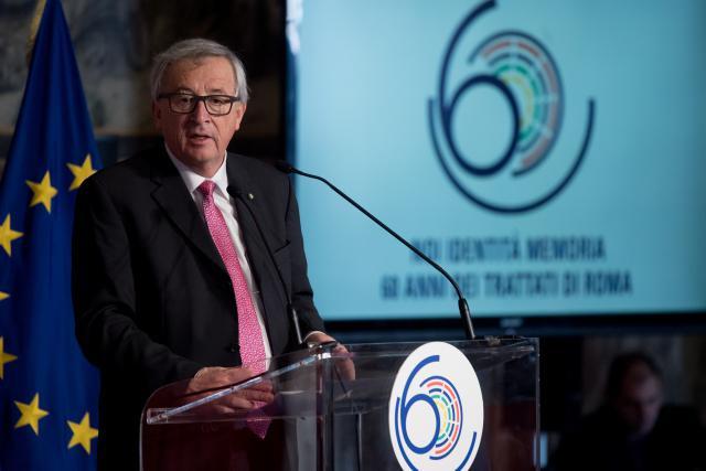 Jean-Claude Juncker en appelle plus que jamais à l'unité des Européens. (Photo: Commission Européenne)