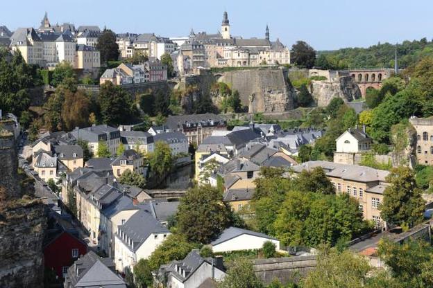 Luxembourg bataille avec d'autres capitales européennes afin d'accueillir les filiales UE des groupes jusque-là basés à la City. (Photo : Licence CC)