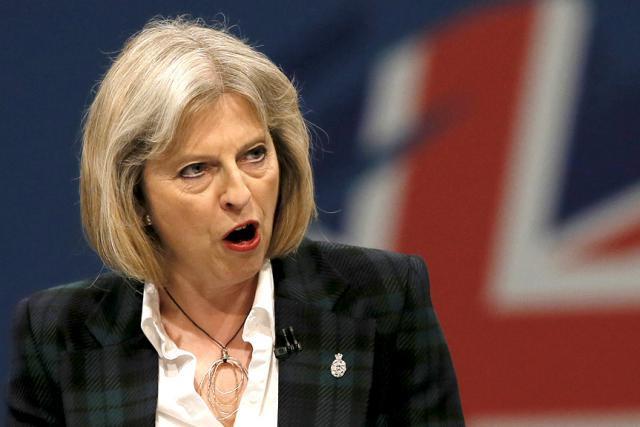 La Première ministre Theresa May lancera officiellement mercredi prochain le début des négociations de sortie du Royaume-Uni de l'Union européenne. (Photo: DR)