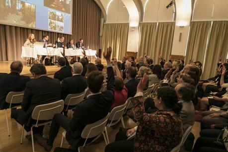 Parmi les propositions adoptées à main levée et à l'unanimité figure la création de nouveaux groupes de travail. (Photo: BCFL)