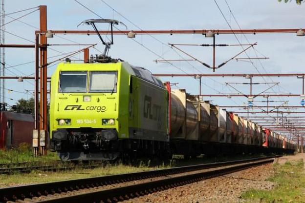 La progression de 48,4% du résultat net consolidé affichée par le groupe CFL est notamment due à une hausse de ses activités cargo. (Photo: CFL Cargo)
