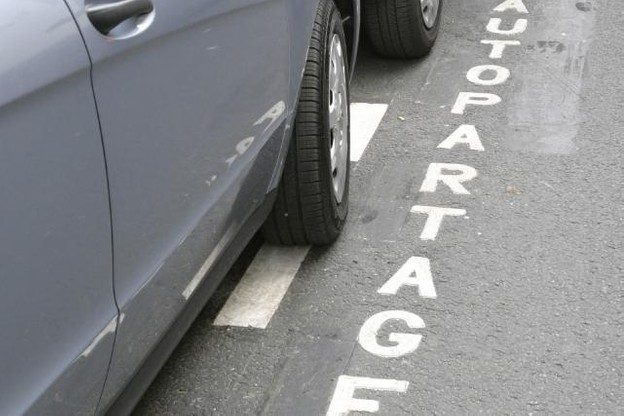 Le carsharing en ville a déjà fait ses preuves à l'étranger, notamment en France. (Photo: Licence CC)
