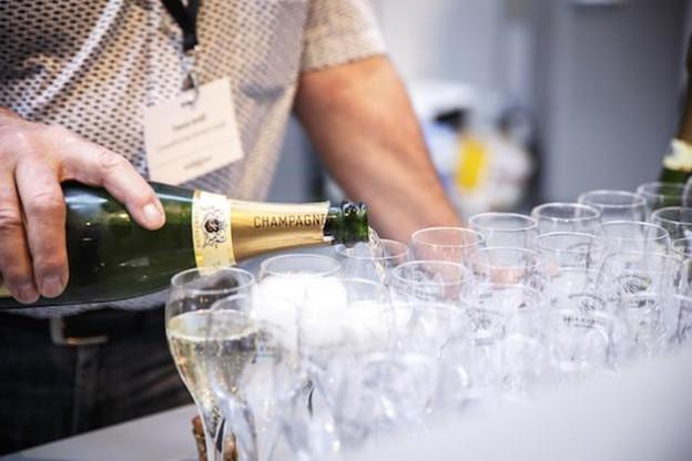 Les Luxembourgeois plébiscitent les champagnes haut de gamme. (Photo: paperJam / Archives)