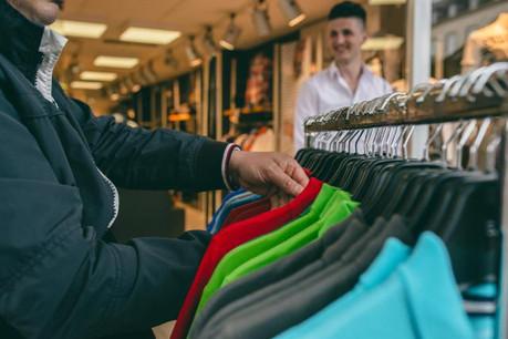 Sur un an, le commerce de détail a progressé de 3,5% au Luxembourg, selon les méthodes de calcul d'Eurostat. (Photo: Sven Becker / Archives)