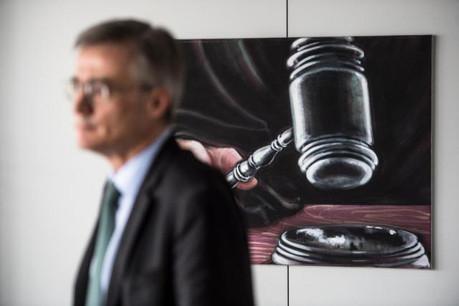 Le futur Conseil suprême de la justice sera composé de neuf membres, dont six magistrats et trois personnalités «extérieures à la magistrature», selon le texte déposé par Félix Braz. (Photo: Anthony Dehez / archives)