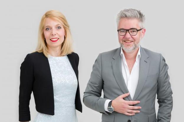 Elisabeth Guissart et Raymond Faber, Associés, /c law Crédit Photo: C/Law