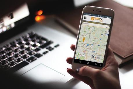 S'adressant aussi bien aux résidents qu'aux frontaliers, la nouvelle application ZenOnCar propose du «covoiturage immédiat». (Photo: Maison Moderne)