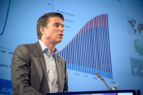 Claude Ewen s'interroge: les prix vont-ils continuer d'augmenter? (Photo: Maison moderne / archives)