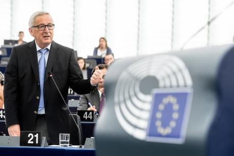 Jean-Claude Juncker prononcera ce mercredi son dernier discours sur l'état de l'Union en tant que président de la Commission avant la fin de son mandat qui s'achèvera officiellement le 31 octobre 2019. (Photo: Union européenne)