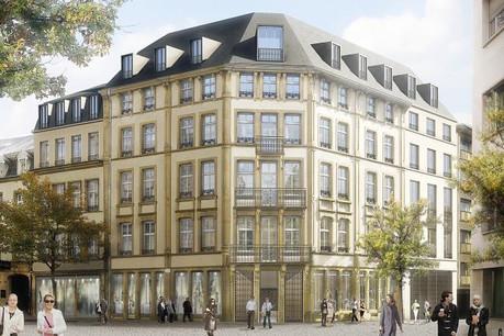 Le Fënsterschlass est désormais la propriété d'un consortium d'investisseurs représenté par NC Management. (Photo: NC Management)