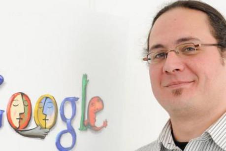 Raphaël Goblet est devenu un utilisateur pointu de l'outil AdWords, générateur de mots-clés pertinents… (Photo: Knewledge)