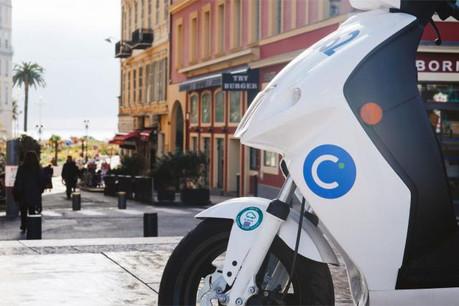 Cityscoot gère 2.500 scooters électriques en liberté en France et plus de 10.000 locations quotidiennes. (Photo: Cityscoot)