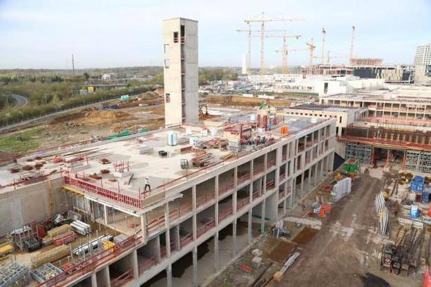 Le financement de ces nouvelles constructions ont fait l'objet d'une convention spécifique entre la Ville de Luxembourg et l'État. (Photo: R.Brausch)