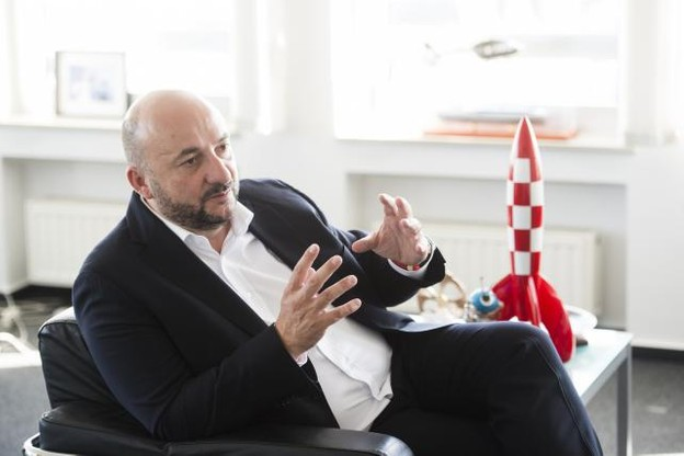 Étienne Schneider: «Le but de la Luxembourg Space Agency (LSA) sera différent de celui des autres agences spatiales nationales.» (Photo: Anthony Dehez)