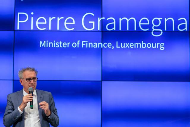 Pierre Gramegna ne rejette pas les évolutions actuelles, mais veut que l'on revienne aux normes en vigueur à l'époque des rulings passés avec Engie. (Photo: Matic Zorman / archives)