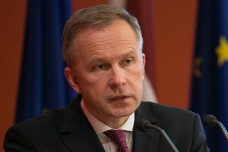 Ilmars Rimsevics, gouverneur de la Banque Centrale de Lettonie depuis 2001, a été arrêté ce dimanche par les autorités anti-corruption lettones. (Photo: Licence C.C.)