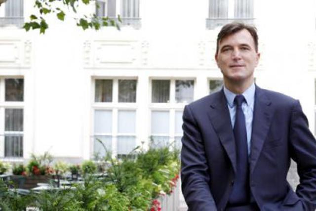 Bernhard Dedenbach (Partners to Leaders):  «C'est un travail complexe et fastidieux.» (Photo : Olivier Minaire)