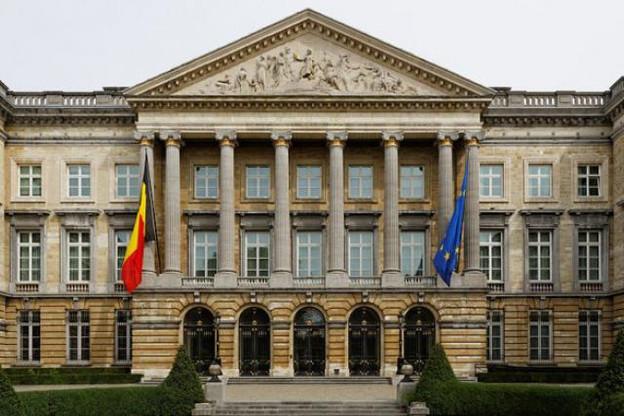 Le Parlement fédéral belge à Bruxelles, lieu de la prise de bec. (Photo: Licence CC)
