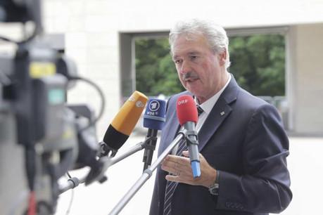 Jean Asselborn avait présidé une réunion informelle «Justice et Affaires intérieures» en juillet dernier. (Photo: SIP)
