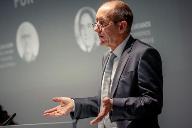 Hilmar Schneider était récemment intervenu à l'initiative du Paperjam Club dans le débat «Economic crisis: Keynes was right!» (Photo: Jan Hanrion / Maison Moderne)