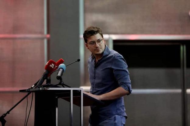 Georges Sold souhaite réformer les statuts des Jeunes Socialistes. (Photo: LSAP.lu)