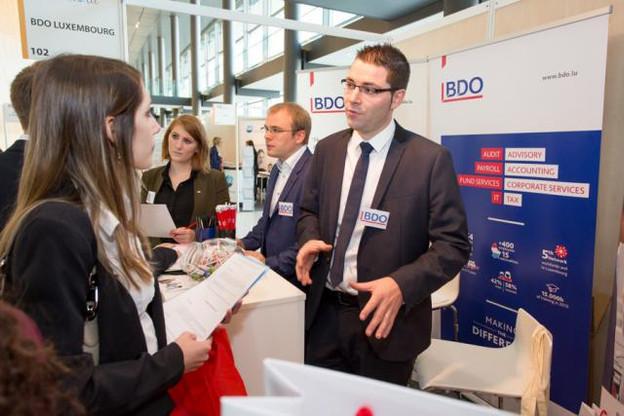 Une des bonnes notes du Luxembourg concerne ses résultats en matière d'emploi des jeunes. (Photo: Maison Moderne / Archives )