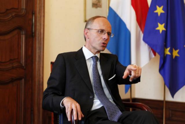 Le précédent ministre des Finances, Luc Frieden (CSV), a beaucoup travaillé sur la mise en conformité. (Photo: archives paperJam)