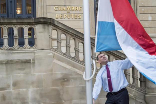 Xavier Bettel a tenté de satisfaire tout le monde en concluant qu'«il faut soutenir le luxembourgeois, sans nuire au multilinguisme» et que «soutenir le luxembourgeois ne veut pas dire qu'on veut nuire au multilinguisme». (Photo: Eric Chenal/archives)