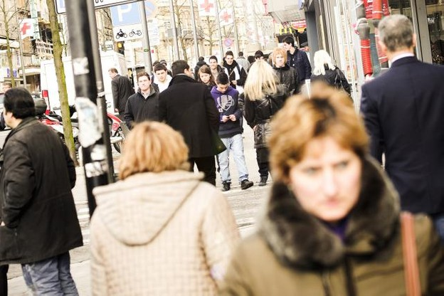 À l'exception du lieu de travail où le français domine, le luxembourgeois est la langue la plus parlée par les résidents, indique le Statec. (Photo: David Laurent / archives)