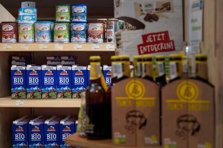 Croissance: en quelques années, l'offre de produits bio occupe une place de plus en plus importante sur les étals luxembourgeois. (Photo: Nader Ghavami)