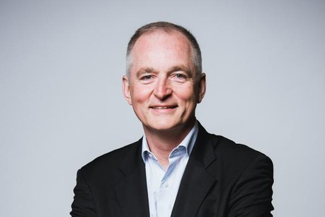 Jean Poulallion est le président de l'entreprise Metzger à Metz. (Photo: UE57)
