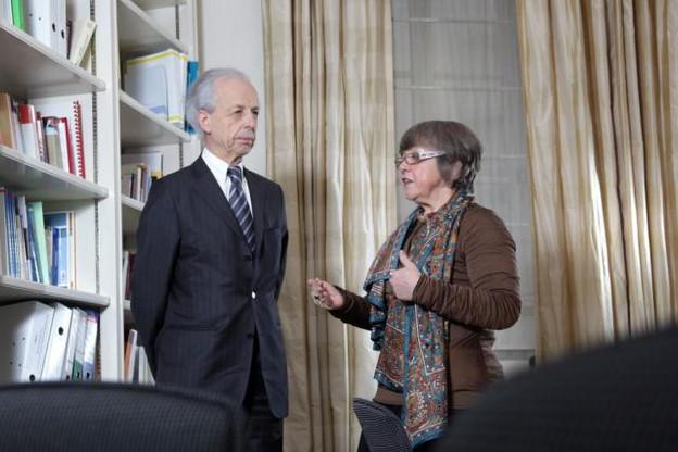 Qui deviendra le troisième médiateur après Marc Fischbach et Lydie Err? Réponse ce mardi. ( Photo : Luc Deflorenne / archives )
