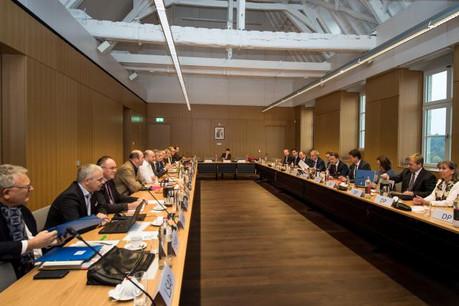 Recommandations –La coalition enchaîne les réunions qui aboutiront à un accord, et le patronat compte bien se faire entendre. (Photo: Nader Ghavami)