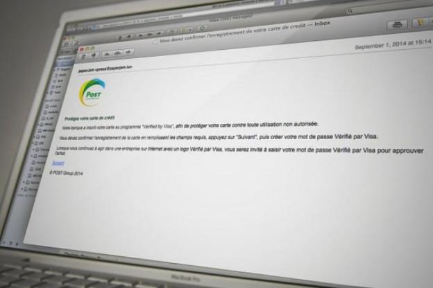 Le type d'e-mail qui atterrit de plus en plus dans les boîtes électroniques. (Illustration: Maison Moderne Studio)