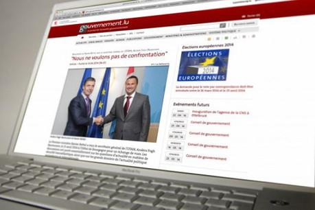 Le nouveau portail du gouvernement, hébergé par Amazon, a été mis en ligne en décembnre 2013. (Photo: Maison Moderne Studio)
