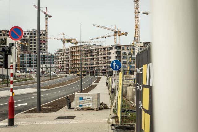 Le prix moyen d'un appartement neuf à Luxembourg-ville a augmenté de 64,9% entre 2008 et 2017, soit une augmentation annuelle moyenne de 5,7%. (Photo: Maison moderne / archives)